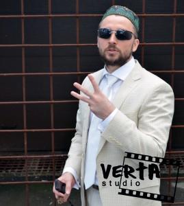 Александр Кашапов - VerTa studio Олигарх Съемки видеоклипа на песню Олигарх