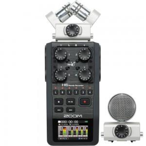 ZOOM H6 VerTa studio