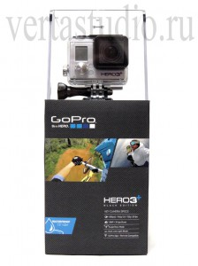 Экшн камера GoPro Hero 3+ Black Edition